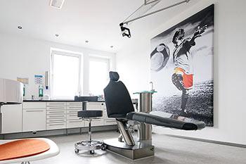 KFO-Praxis Dres. Ehmer + Posselt › Praxisbilder › Bild 35